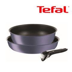 Tefal - Ingenio 靈巧疊疊鑊易潔廚具3件套裝 L66191 L66191