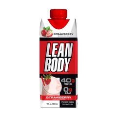 Lean Body 蛋白飲品 17Oz - 草莓 LBDLBPRTDSTBI17OZ