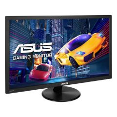 Asus 21.5吋全高清極速 1ms 低藍光無閃爍遊內置喇叭戲顯示屏 VP228HE