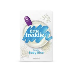 Little Freddie - 有機大米米糊(新包裝) LF9308X