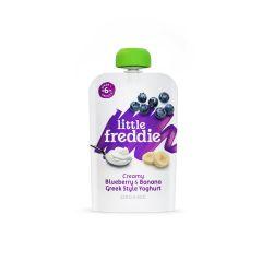 Little Freddie - 有機藍莓香蕉希臘式乳酪 LF9810X