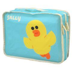 Line Friends - 莎莉雙層旅行儲物袋(小)