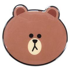 Line Friends - 熊大鏡附 PU 皮套