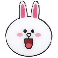 Line Friends - 兔兔鏡附 PU 皮套