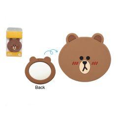 Line Friends - 熊大PVC 鏡 LFP11810