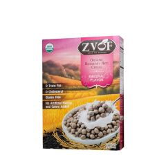 ZVOF - 最美味大獎-有機紫莓米烘焙脆脆穀物早餐零食(原味) LIFE_RB245O