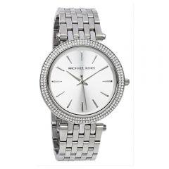 Michael Kors Darci 銀色不銹鋼女士腕錶 MK3190