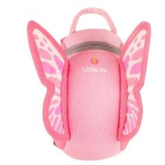 LittleLife - Toddler Animal Daysacks - Butterfly LLL10860