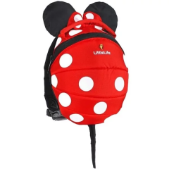 LittleLife - Toddler Character Daysack - Disney Minnie Mouse LLL10940
