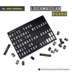 Locomocean - Borad - A4 LOCOBOARD-A4