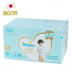 Pampers - ICHIBAN PANTS (L size) (34SX3) (CLUB PACK) m00198
