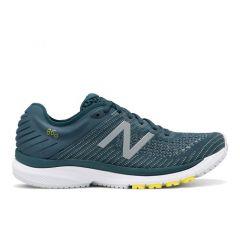 New Balance Mens 860V10 NYC Marathon 男裝鞋 - Supercell / Orion Blue