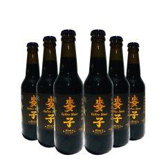 麥子啤酒 - 雨林咖啡黑啤 330ML x6 maks_COFFEE_6