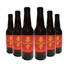 麥子啤酒 -葡萄柚啤酒 330ML x6 grapefruitIPA_6