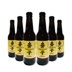 麥子啤酒 -桂圓啤酒 330ML x6 maks_LONGAN_6