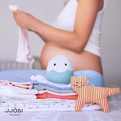 JJOBI BOX - UV LED 殺菌消毒玩具收納箱 [粉紅色] 韓國製造 JJOBIBOX_PINK