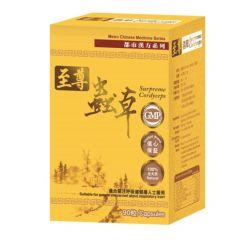 Metro Chinese Medicine - Supreme Cordyceps 90's MC00080