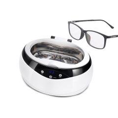 Lohas - MK-182 Glasses Ultrasonic Cleaner (White) MK-182_WH