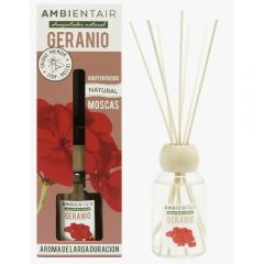 Ambientair - The Insect Repellent Line Natural Diffuser - Geranium 100ml MK100GEAACJ19