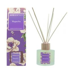 Ambientair - The Floral Collection Reed Diffuser - Magnolia 100ml MK100MGAAF