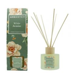 Ambientair - The Floral Collection Reed Diffuser - White Jasmine 100ml MK100WJAAF