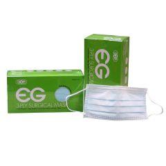 EG - 三層式口罩  (100個)