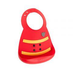 Make My Day - Baby Bibs (Fireman) MMDBB114
