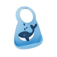 Make My Day - Baby-Bibs (Whale) MMDBB126