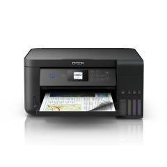 Epson EcoTank L4160 EcoTank Color Inkjet Duplex Printer with Refill Ink Tank System MR-L4160
