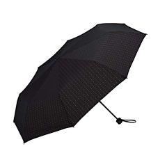 W.P.C. 日本防風防反防UV摺雨傘 (方形點) MSZ-006-SQUAREDOT