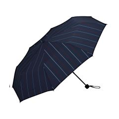W.P.C. 日本防風防反防UV摺雨傘 (直條) MSZ-041-STRIPE