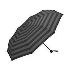 W.P.C. 日本防風防反防UV摺雨傘 (橫間) MSZ-043-BORDER