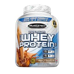Muscletech Premium Whey 5.00lbs - Triple Chocolate MTPWBPTCHO5LBS
