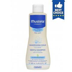 Mustela-Gentle Shampoo (500ml) Mustela_8206