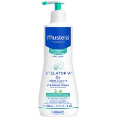 Mustela-Stelatopia Cleansing Cream (500ml) Mustela_9029