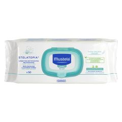 Mustela - Stelatopia Cleansing Wipes (50 sheets) Mustela_9883