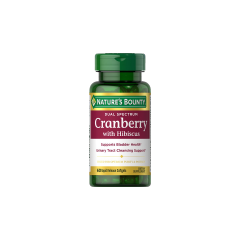 Nature's Bounty - Cranberry with hibiscus NB51547