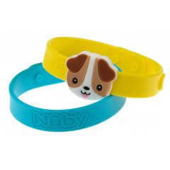 Nuby - Nuby All Natural Mosquito Repellent Bracelet - Dog NB78081-DOG