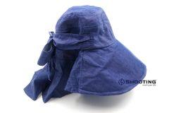 UV Cut 抗 UV 防曬闊邊帽 (牛仔布) NEE21 NEE21