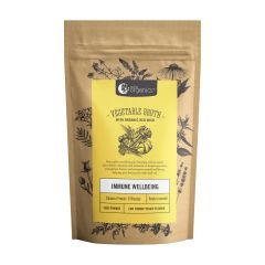 Nutra Organics 澳洲 有機營養『低FODMAP』素菜濃湯(薑黃素) LU001
