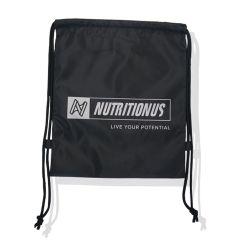 Nutritionus String Bag - Black NUSBAGACCSBLK