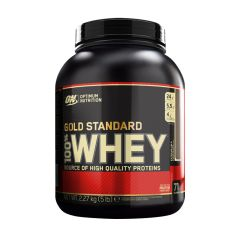 Optimum Nutrition Gold Standard Whey 5lbs - Extreme Milk Chocolate ONGSWBPEMCHO5LBS