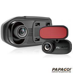 PAPAGO! Gosafe 760 雙鏡頭行車記錄器