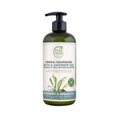Petal Fresh - 海藻堅果油有機沐浴露