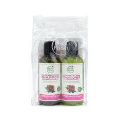 Petal Fresh - 紅石榴巴西莓有機洗護髮旅行裝 2x90ml