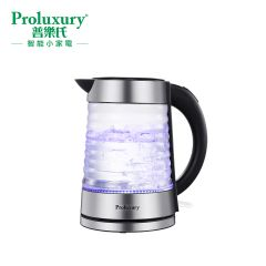 Proluxury - Glass Electric Kettle 1.7L (PKT901017) PKT901017