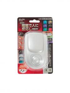朝日-人體/明暗感應LED燈  自動轉色(5色) PM-L500