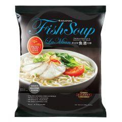 百勝廚 - (四包裝) 魚湯拉麵 PT06794-4