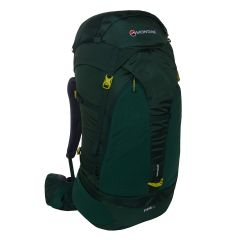 Montane 英國露營遠足背囊 Yupik 50 Arbor Green / Adjust