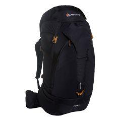 Montane 英國露營遠足背囊 Yupik 50 Black / Adjust